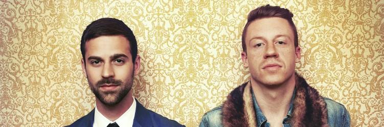 Macklemore & Ryan Lewis Banner