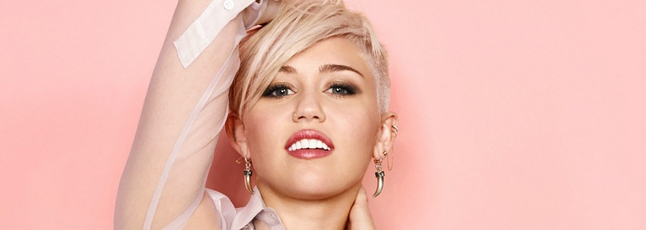 Miley Cyrus Banner