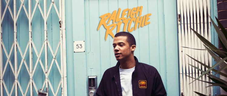 Raleigh Ritchie Banner