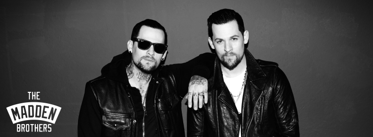 The Madden Brothers Banner