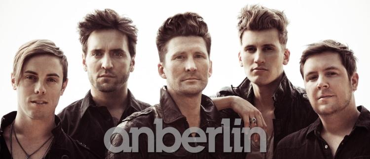 Anberlin Banner