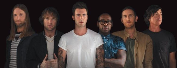 Maroon 5 Banner