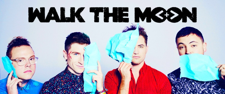 Walk The Moon Banner