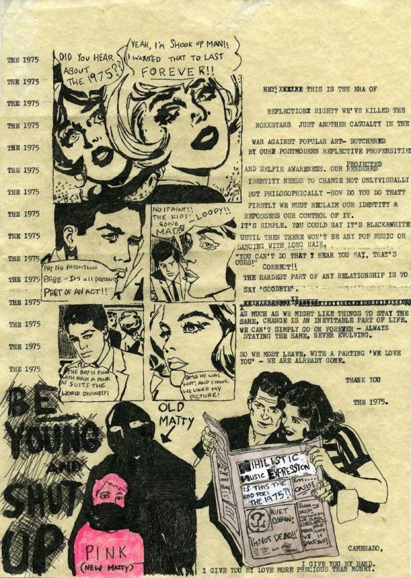 The 1975 Split