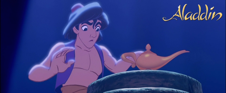 Aladdin Banner