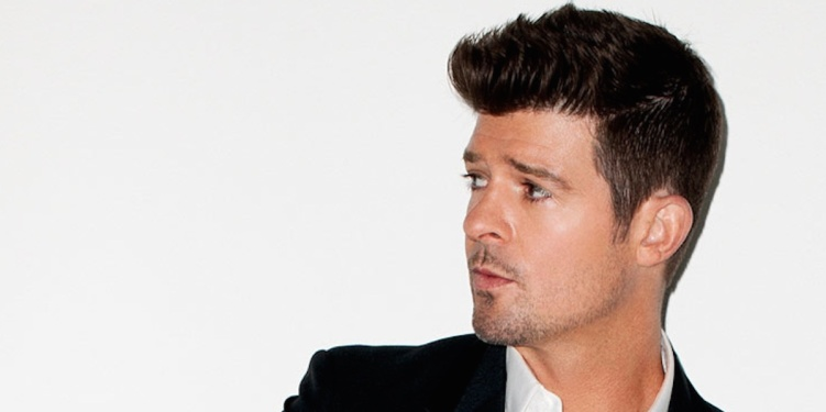 Robin Thicke Banner